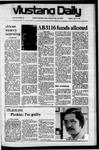 Mustang Daily, April 7, 1975