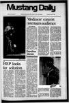 Mustang Daily, April 8, 1975