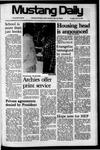 Mustang Daily, April 10, 1975