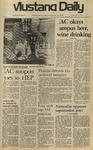 Mustang Daily, April 11, 1975