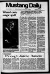 Mustang Daily, April 14, 1975