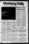 Mustang Daily, April 15, 1975