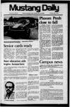 Mustang Daily, April 17, 1975