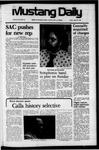 Mustang Daily, April 18, 1975