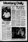 Mustang Daily, April 21, 1975