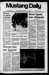 Mustang Daily, April 22, 1975