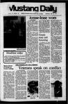 Mustang Daily, April 23, 1975