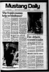 Mustang Daily, April 29, 1975