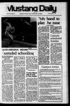 Mustang Daily, May 2, 1975