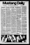 Mustang Daily, May 5, 1975