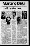 Mustang Daily, May 6, 1975
