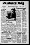 Mustang Daily, May 7, 1975