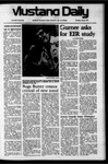 Mustang Daily, May 8, 1975