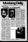 Mustang Daily, May 9, 1975