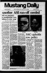 Mustang Daily, April 16, 1975