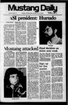 Mustang Daily, May 23, 1975