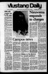 Mustang Daily, May 28, 1975