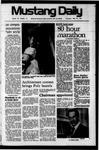 Mustang Daily, May 29, 1975