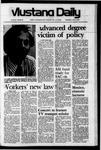 Mustang Daily, June 4, 1975