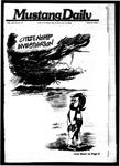 Mustang Daily, September 29, 1975