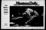 Mustang Daily, October 1, 1975