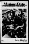 Mustang Daily, October 7, 1975