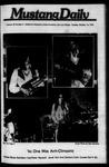 Mustang Daily, October 14, 1975