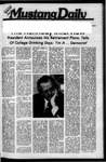 Mustang Daily, October 17, 1975
