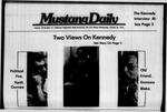 Mustang Daily, October 22, 1975