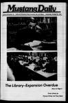 Mustang Daily, October 29, 1975
