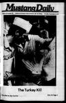 Mustang Daily, November 6, 1975