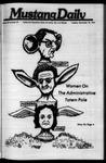 Mustang Daily, November 18, 1975