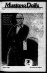 Mustang Daily, November 21, 1975