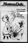 Mustang Daily, November 25, 1975