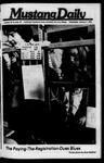Mustang Daily, January 7, 1976