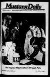 Mustang Daily, January 14, 1976