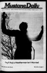 Mustang Daily, January 15, 1976