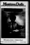 Mustang Daily, January 28, 1976