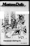 Mustang Daily, April 1, 1976