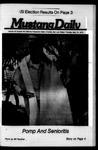 Mustang Daily, May 13, 1976