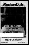 Mustang Daily, May 27, 1976