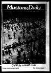 Mustang Daily, September 28, 1976