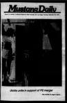 Mustang Daily, September 30, 1976