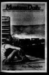 Mustang Daily, November 4, 1976