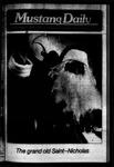 Mustang Daily, December 2, 1976