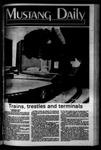 Mustang Daily, April 7, 1977