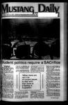 Mustang Daily, April 12, 1977