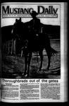 Mustang Daily, April 13, 1977