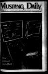 Mustang Daily, April 14, 1977