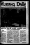 Mustang Daily, April 19, 1977